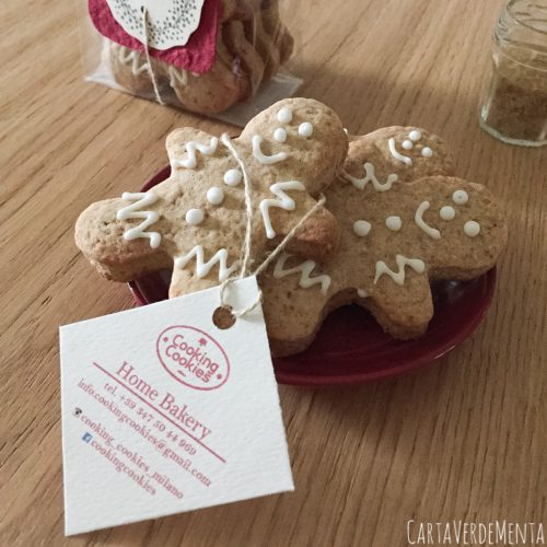 CookingCookies - Gingerbread Man